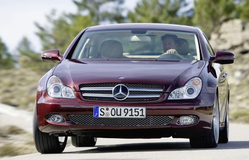 Mercedes CLS 2008 foto attēls