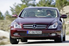 Mercedes CLS coupe photo image 7