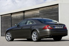 Mercedes CLS coupe photo image 9