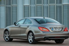 Mercedes CLS coupe foto 1