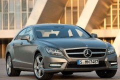 Mercedes CLS coupe photo image 8