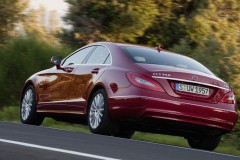 Mercedes CLS coupe foto 5