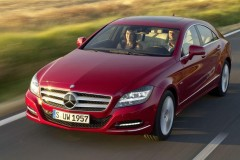 Mercedes CLS coupe foto 3