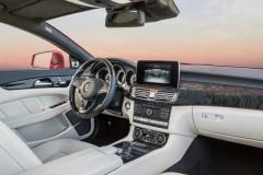 Mercedes CLS coupe foto 15