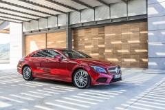 Mercedes CLS coupe foto 1