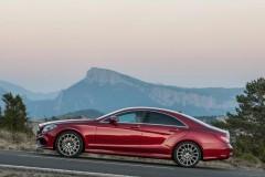Mercedes CLS coupe foto 17