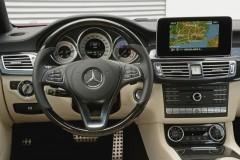 Mercedes CLS coupe foto 18