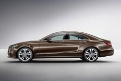 Mercedes CLS coupe foto 19