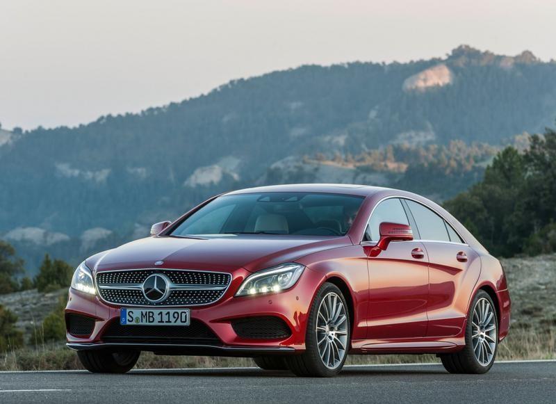 Mercedes CLS 2014 foto
