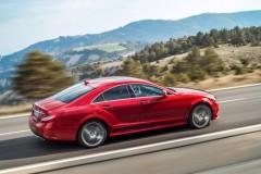 Mercedes CLS coupe foto 14