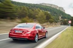Mercedes CLS coupe foto 2