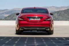 Mercedes CLS coupe foto 3