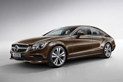 Mercedes CLS coupe foto 4