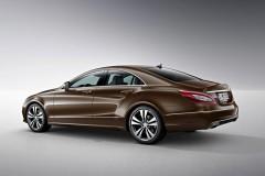 Mercedes CLS coupe foto 6