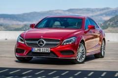 Mercedes CLS coupe foto 7