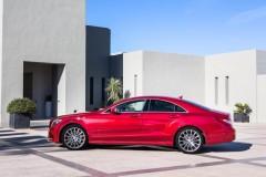 Mercedes CLS coupe foto 8