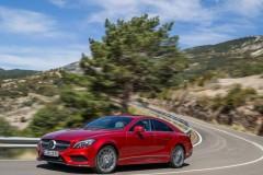 Mercedes CLS coupe foto 10