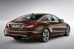 Mercedes CLS coupe foto 11