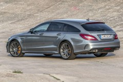 Mercedes CLS familiar foto 17