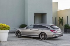 Mercedes CLS familiar foto 19