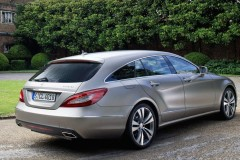 Mercedes CLS familiar foto 21
