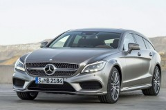 Mercedes CLS familiar foto 15