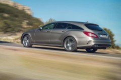 Mercedes CLS familiar foto 14