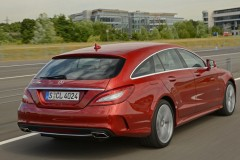 Mercedes CLS familiar foto 3
