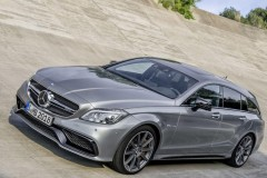 Mercedes CLS familiar foto 7