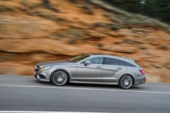 Mercedes CLS familiar foto 9