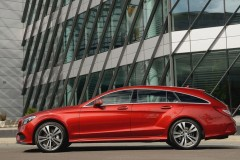 Mercedes CLS familiar foto 11
