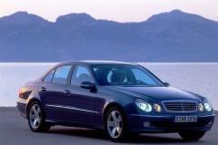 Mercedes E klases sedana foto attēls 4
