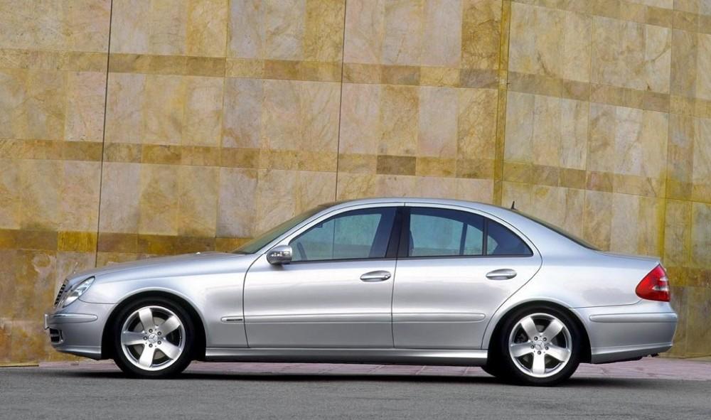 Mercedes e class sedan 2002 2006 reviews technical data for 2006 mercedes benz e350 reviews