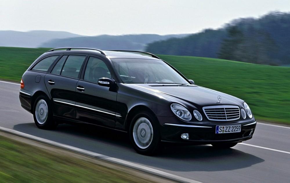 Mercedes e class estate car wagon 2003 2006 reviews for 2006 mercedes benz e350 reviews