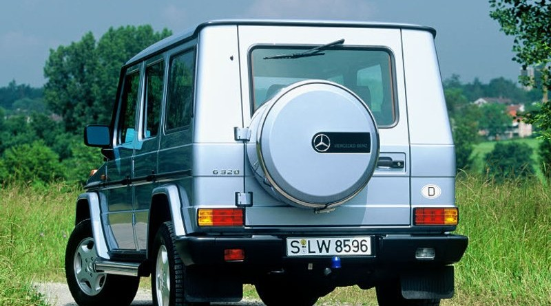 mercedes g class 1993 2000 reviews technical data prices rh auto abc eu Mercedes 300 Te 1978 Mercedes 240 Diesel