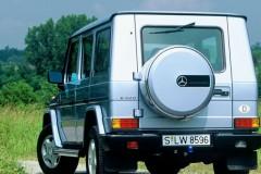 Mercedes G klases foto attēls 10
