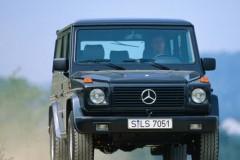 Mercedes G klases foto attēls 13