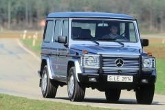 Mercedes G klases foto attēls 4