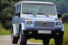 Mercedes G klases foto attēls 2