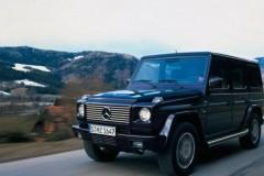 Mercedes G klases foto attēls 16