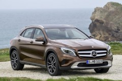 Mercedes GLA photo image 1