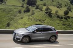 Mercedes GLA foto attēls 2