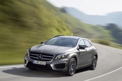 Mercedes GLA photo image 3