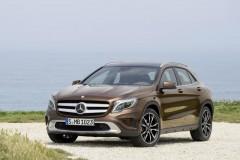 Mercedes GLA foto attēls 6