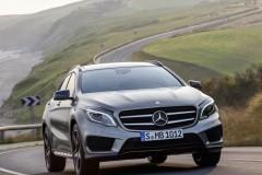Mercedes GLA foto attēls 5