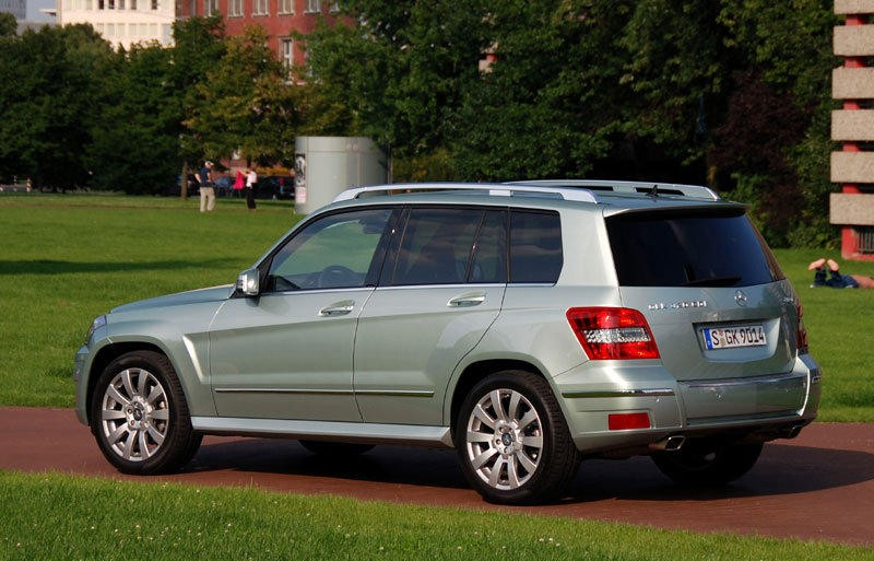 Mercedes Glk 2008 2012 Reviews Technical Data Prices