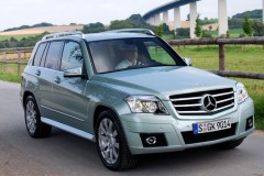 Mercedes GLK photo image 12