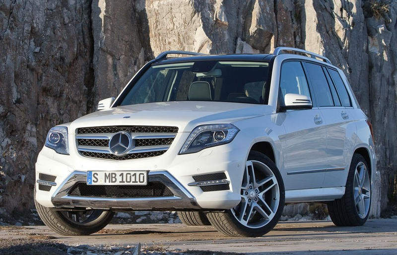 Mercedes Glk 2012 Reviews Technical Data Prices
