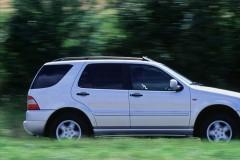 Mercedes ML foto attēls 7