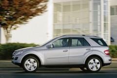 Mercedes ML foto attēls 9